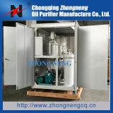 Завод регенерации смазывая масла, промышленный очиститель масла Lube/машина фильтрации масла двигателя
