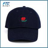 Chapéu feito sob encomenda do Snapback de Rosa do boné de beisebol