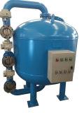Trattamento delle acque del serbatoio del filtro a sacco