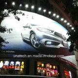 屋外の広告のBillardのマルチ角度の光学LED点ライト