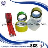 Pegamento fuerte bajo ruido de alta calidad BOPP cinta transparente