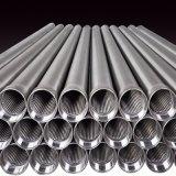preço de fábrica Banheira de vender o filtro de aço inoxidável e Tubo de Ecrã envolta com arame