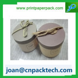 Caixa de papel do indicador do fabricante com nó da borboleta