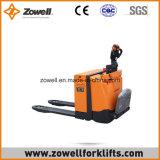 Carro de paleta eléctrico con 2/2.5/3 venta caliente de la capacidad de carga de la tonelada la nueva ISO9001