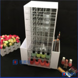 Support acrylique d'étalage de rouge à lievres