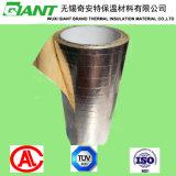 Isolation de papier Kraft renforcé en feuille d'aluminium