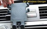 Qi 무선 Charing 패드 무선 충전기 무선 이동할 수 있는 충전기