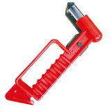 Good quality Auti Theft Safety hammer with Steel Wire