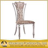Cadeira de jantar luxuosa de venda quente do aço inoxidável de C115#