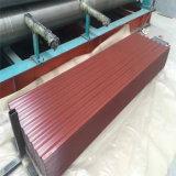 Techos de Metal Galvnaized/Color del techo de acero corrugado, Hoja de techado