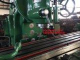 El moler horizontal universal y perforadora X6140h del taladro de la torreta del metal del CNC para el vector de elevación de la herramienta de corte