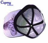 Поставщик крышки Snapback нового прибытия регулируемый пурпуровый