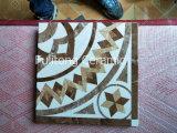 Mattonelle di pavimento lustrate di ceramica del getto di inchiostro di disegni moderni