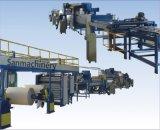 Machine/ligne automatiques de production de papier cartonné productif élevé de nid d'abeilles avec le prix concurrentiel