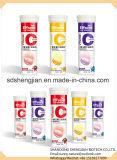 Tablettes effervescentes de vente de vitamine C de vitamine C chaude de boissons