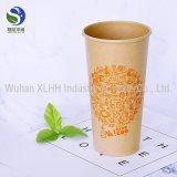 Устранимый бумажный стаканчик стены пульсации для горячий выпивать