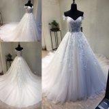 OEMの高品質のプロムの夕方党ウェディングドレスの花嫁衣装中国