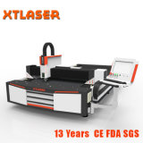 Fibra automática de la cortadora del laser del acero inoxidable de los productos más calientes de las ventas