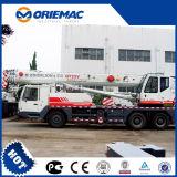 Zoomlion 상표 25 톤 유압 이동할 수 있는 트럭 기중기 (QY25V441)