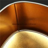 Caramella variopinta del contenitore di stagno di natale della caramella del metallo di stampa (T001-V20)