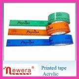 Impression Logo BOPP Transparent et Color Adhesive Packing Tape