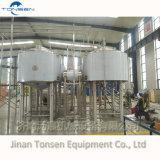 Strumentazione automatizzata di preparazione della birra dell'acciaio inossidabile da vendere