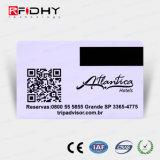 Nouveau produit QR Code Ntag216 carte RFID pour le contrôle des accès