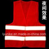 Alta segurança Advertência reflexivo Vest EN20471