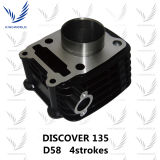 Bajaj Discover125/135のためのオートバイEngine Parts Cylinder Block