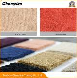 中国の製造者のカスタムナイロンによって印刷される一面の床のカーペット、完全部分によっては編まれるカーペット階段カーペットバドミントンのカーペットに値を付ける