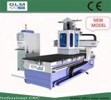 機械装置のツールを製粉し、切るWoodrouter CNC