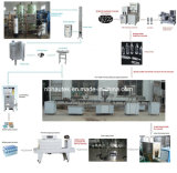 2000bottle/Hour Mineral Water Production Line