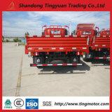 5 톤 Sinotruk HOWO 소형 트럭 화물 자동차