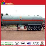 30-70м3 топливные автоцистерны Semi-Trailer /резервуар для воды топливного бака из нержавеющей стали