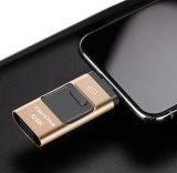 Banheira de venda da unidade flash USB OTG Metal Mobile Pen Drive 4 GB 8 GB de 16GB, 32GB, 64GB, 128GB de memória de armazenamento externo USB Pen Drive Ypf43