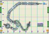 고무 호스를 위한 자동차 부속 형을 가공하는 높은 정밀도 CNC
