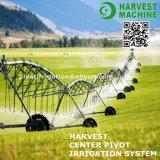 Système moderne chinois de matériel d'irrigation de pivot de centre d'agriculture avec le diesel