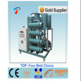 Olio usato del trasformatore di olio del condensatore dell'olio dell'apparecchiatura elettrica di comando che ricicla macchina (ZYD)