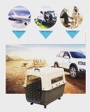 Luxus-unterschiedlicher Größen-Fluglinien-Hundehundehütte-Plastik
