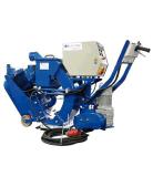 Certificat ISO9001 de grenaillage Machine dans la construction de routes