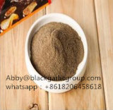Les aliments nutritifs la fermentation de l'ail en poudre noire dans le tambour ou sac sous vide