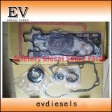 V3600-DI-T V3600 Kit de mantenimiento la reconstrucción de la junta de culata camisas aros de pistón Biela Juego de cojinetes de cigüeñal