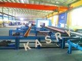 O feixe funcional do CNC H perfila a maquinaria da estaca de Oxyfuel do plasma da máquina de estaca