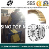 Máquina de protección de borde de bobina de acero