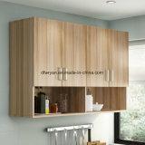 Amerikanischer Art-Melamin-Spanplatten-Küche-Schrank