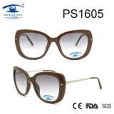 PC material Fashion Woman Sunglasses (PS1605)