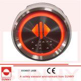 Höhenruder-Aufruf-Taste SN-PB960
