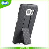 Cubierta de la caja correa de la pistolera del teléfono móvil para Samsung Galaxy S7 Edge