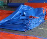 Gekleurd Geteerd zeildoek voor de Dekking van de Tent en van de Vrachtwagen