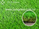 erba artificiale di svago del giardino di paesaggio di 40mm (SUNQ-HY00165)